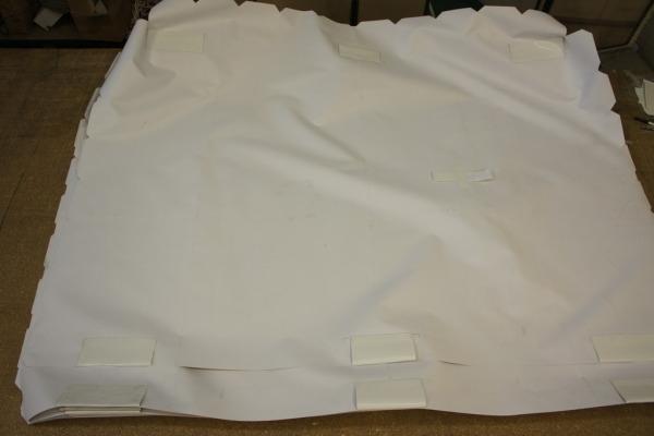 Печать на тентах